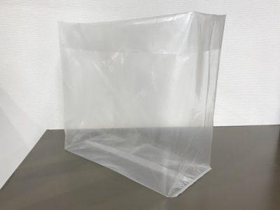 小型角底袋の全体