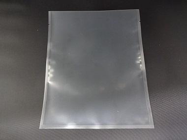 半永久帯電防止シリカ蒸着三方シール袋 タイプαのオーダーメイド全体
