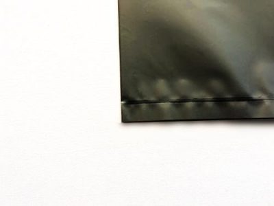 導電ポリ袋の角